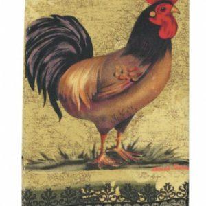 garden rooster