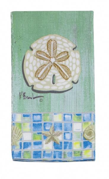 mosaic shell