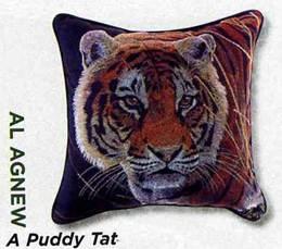 a puddy tat - tiger