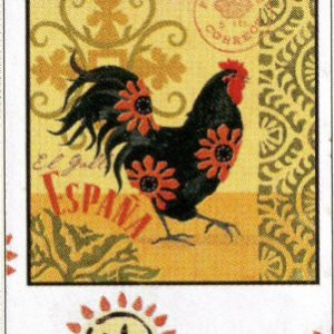 spanish rooster