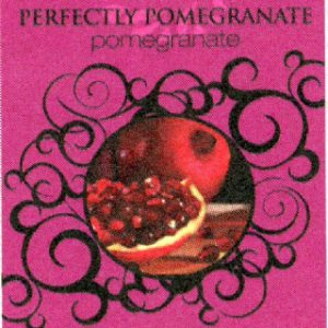 perfectly pomegrenate