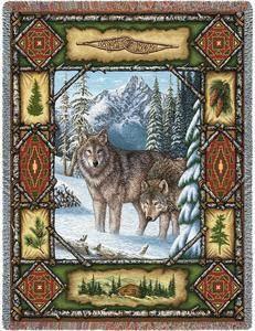 wolf loodge