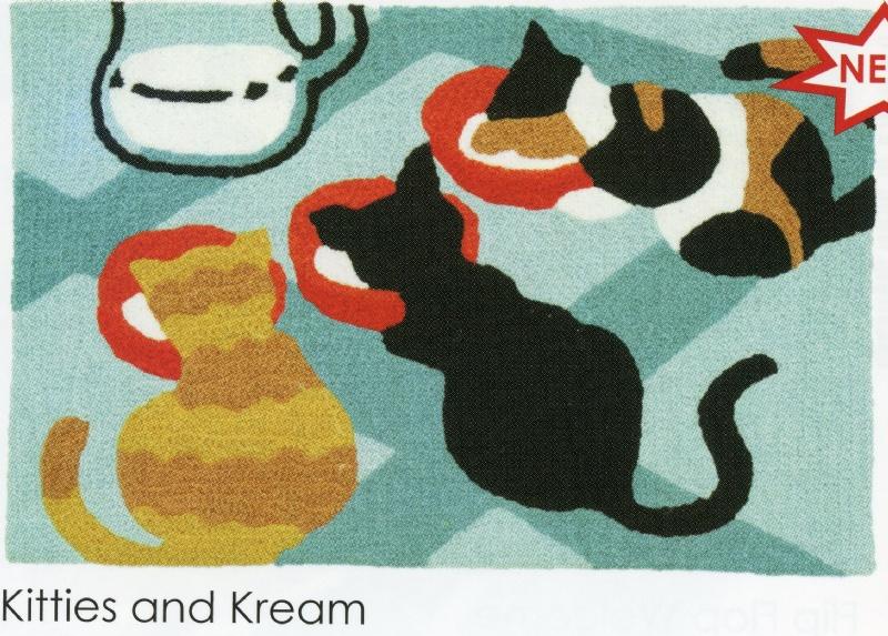 kitties and kream