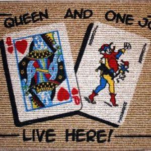 one queen