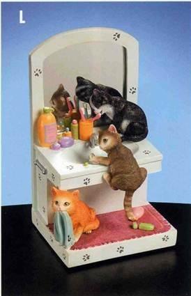 kitty bath