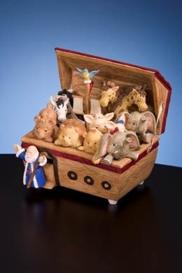 noah ark toy